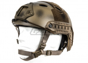 Lancer Tactical PJ Type Custom Helmet (Navy Seal/Dark Earth)