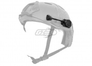 Lancer Tactical Helmet Multi-Lighting System (Black, Green & White & IR)