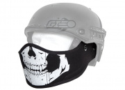 Lancer Tactical Helmet Face Armour ( Skull )
