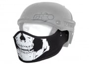 Lancer Tactical Helmet Face Armour (Skull)
