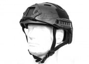 Lancer Tactical Helmet PJ Type (Black/Basic Version)