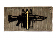 Lancer Tactical Rifleman - PATCH  (OD Green Color)