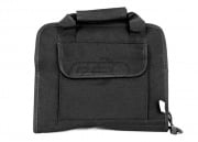 Lancer Tactical Soft Pistol Carrying Case (Black)