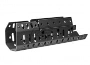 Lancer Tactical Aluminum CASV SCAR Rail System for Dboy MK16 (Black)