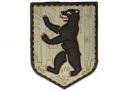 Maxpedition Berlin Bear PVC Patch (Arid)