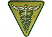 Maxpedition Caduceus PVC Patch (Arid)