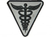 Maxpedition Caduceus PVC Patch (SWAT)