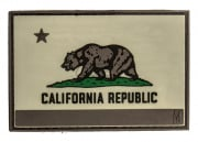 Maxpedition California Flag PVC Patch (Arid)