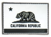 Maxpedition California Flag PVC Patch (SWAT)