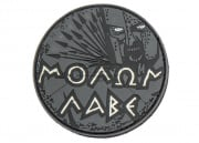 Maxpedition Molon Labe PVC Patch (Swat)