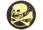 Maxpedition Skull PVC Patch (Arid)