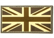 Maxpedition UK Flag PVC Patch (Arid)
