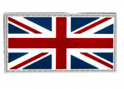Maxpedition UK Flag PVC Patch (Full Color)
