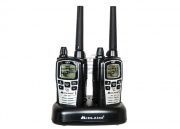 Midland Radio FRS/GMRS 42 Chl./36 Mile Ear/Mic, Batteries & Charger (pair)