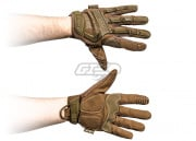 Mechanix Wear M-Pact Gloves 2012 Version (Tan/Small)