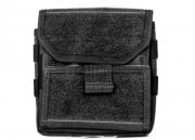 MM Maxpedition Monkey Combat Admin Pouch (Black)