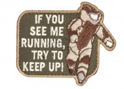 MM EOD Running Patch ( Multicam )