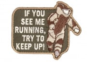 MM EOD Running Patch (Multicam)