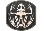 MM Frog Skeleton PVC Patch (SWAT)