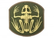 Mil-Spec Monkey Frog Skeleton PVC Patch (Multicam)