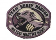 Mil-Spec Monkey Honey Badger Patch (ACU)