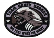 Mil-Spec Monkey Honey Badger Patch (SWAT)