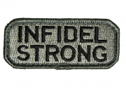 MM Infidel Strong Velcro Patch ( Dark ACU )