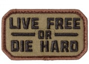 MM Live Free or Die Hard Patch (Forest)