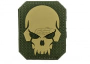 Mil-Spec Monkey Pirate Skull PVC Large Patch (Multicam)