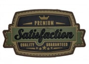 MM Satisfaction PVC Patch (Forest)