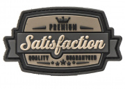 MM Satisfaction PVC Patch (SWAT)