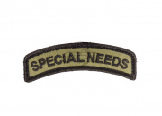 MM Special Needs Patch (Forest)