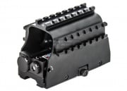 NcSTAR 2nd Generation 3 Armored Railed Sighting System Red Dot Sight