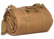 "NcSTAR 69"" x 35"" Roll-Up Shooting Mat (Tan)"
