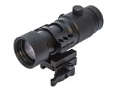 NcSTAR 3X Magnifier w/ Flip to Side QR Mount