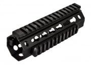 NcSTAR KeyMod Aluminum Drop-In Handguard (Carbine Length)