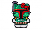 ORCA Industries Kitty Boba Fett Patch (Full Color)