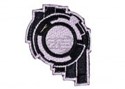 ORCA Industries Ghost In The Shell Section 9 Unit Patch (Black)