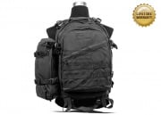 Pantac USA 1000D Cordura Molle 3-Days Pack (Black)