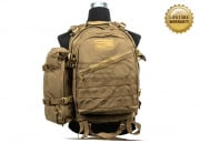 Pantac USA 1000D Cordura Molle 3-Days Pack (Coyote Brown)