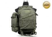 Pantac USA 1000D Cordura Molle 3-Days Pack (Ranger Green)