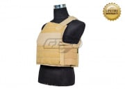 Pantac USA Body Armor Carrier (Khaki)