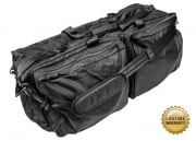 Pantac USA 600D Cordura Equipment Bag (Black/Large)