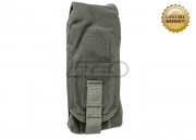 Pantac USA 1000D Cordura Molle AK Single Magazine Pouch (Ranger Green)