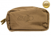 Pantac USA 1000D Cordura Molle Utility Pouch (Coyote Brown)