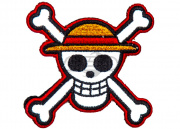 Emerson Type-J One Piece Skull Patch
