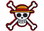 Lancer Tactical One Piece Skull Patch Type-J