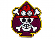 Emerson Type-A One Piece Skull Patch