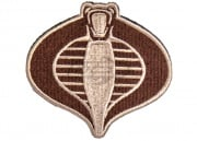 Emerson Cobra Patch (Tan)
