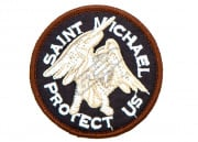 Lancer Tactical St. Michael Save Us Patch Type-C